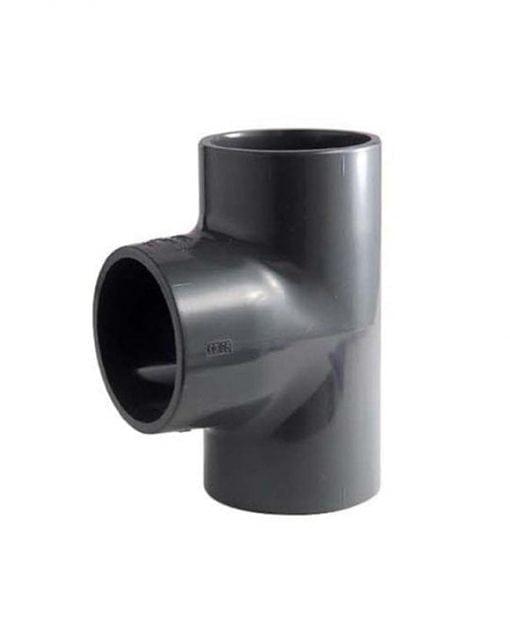 PVC T-kus 90°