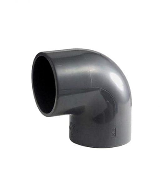 PVC koleno 90°
