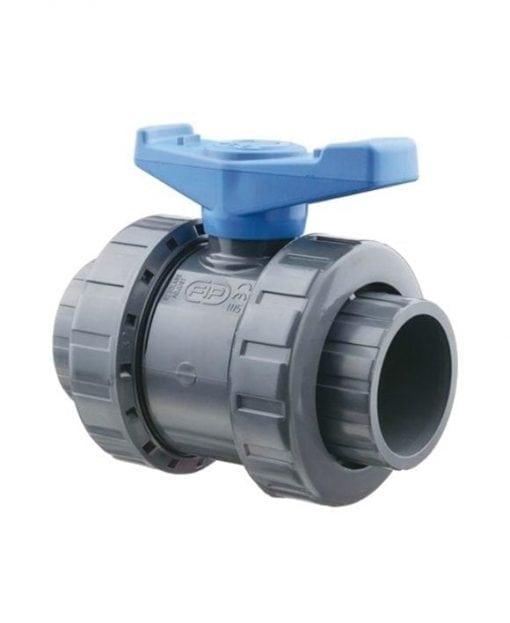 PVC gulovy ventil