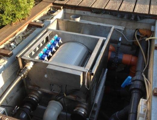 Bubnovy filter ATF 350 01