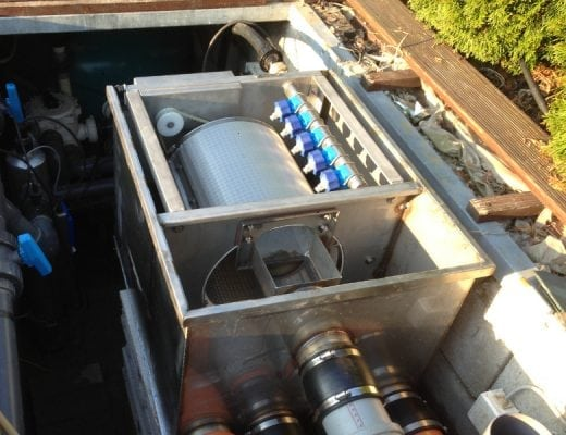 Bubnovy filter ATF 350 02
