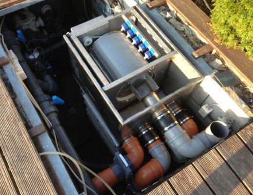 Bubnovy filter ATF 350 03